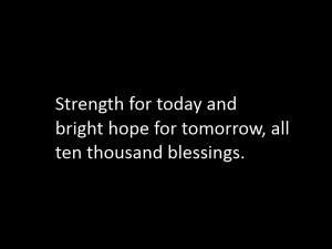 Prayer Light: petition