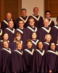 Purple Choir Robes