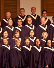 Purple Choir Robes
